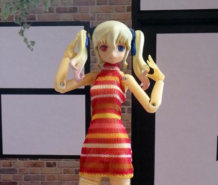 30_04_22 武装神姫用ワンピース2枚セット 3