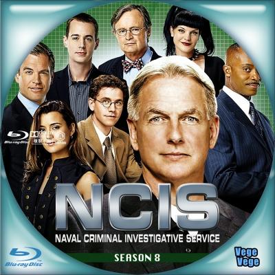NCIS ネイビー犯罪捜査班 シーズン8(汎用版) B