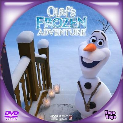 アナと雪の女王/家族の思い出 D2