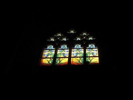 フランシスカン教会ステンドグラス2