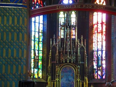 フランシスカン教会正面