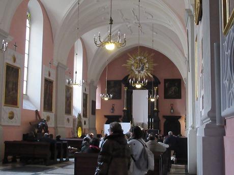 フランシスカン教会別室