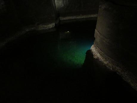 ヴィエリチカ岩塩坑 池