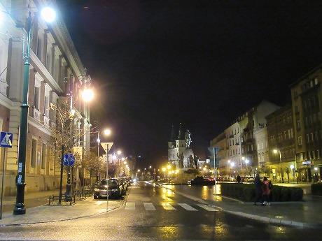 クラクフ夜景2