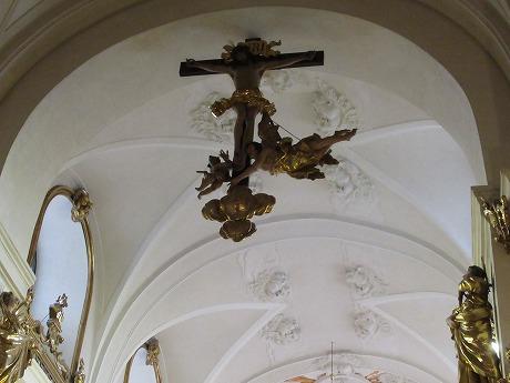 聖フロリアン教会キリスト像