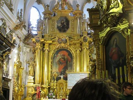 聖フロリアン教会祭壇画