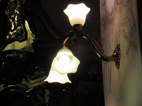 聖フロリアン教会ランプ