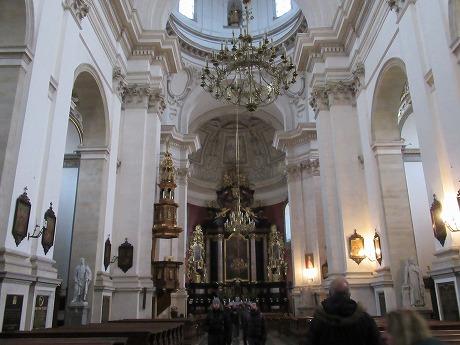 ヴァヴェル大聖堂全体