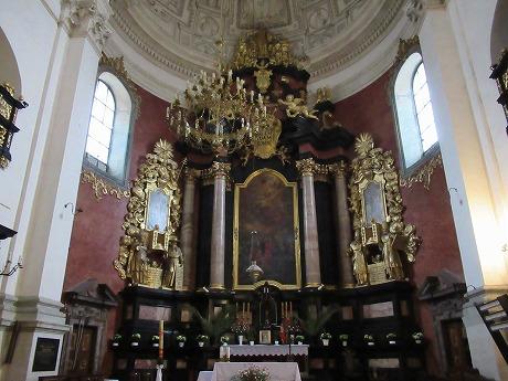ヴァヴェル大聖堂祭壇画