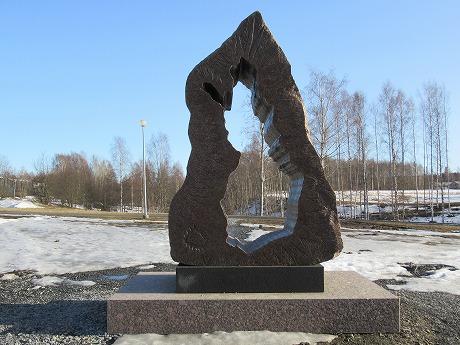フィンランド像