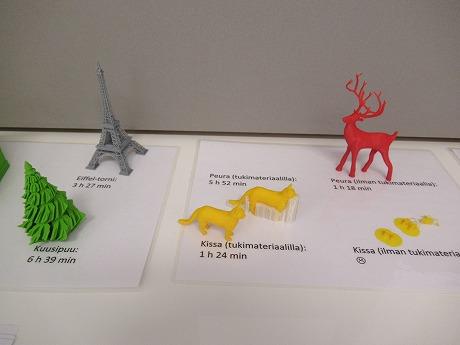 3Dプリンター作品2