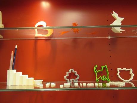 3Dプリンター作品3
