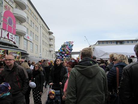 Vappuの市場