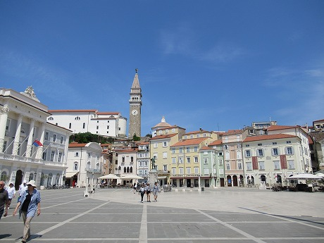 Piran広場