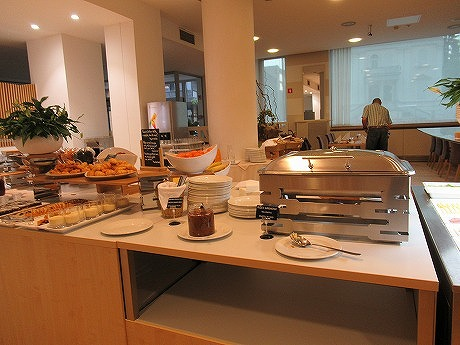 ホテル朝食5