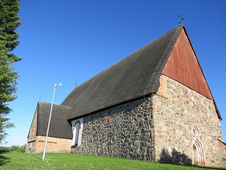 Isokyrö Vanha kirkko