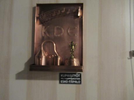 Kyrö Distillery 展示