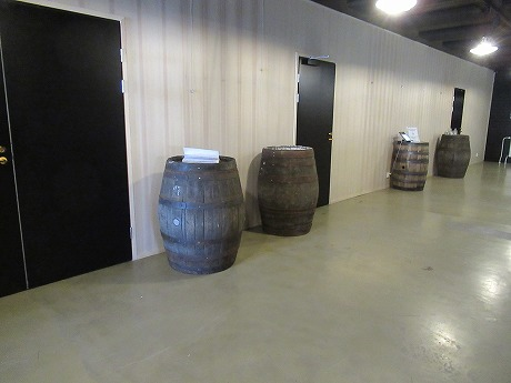 Kyrö Distillery 樽1
