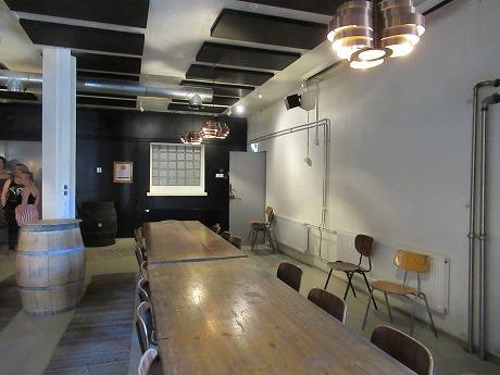 Kyrö Distillery レストラン2