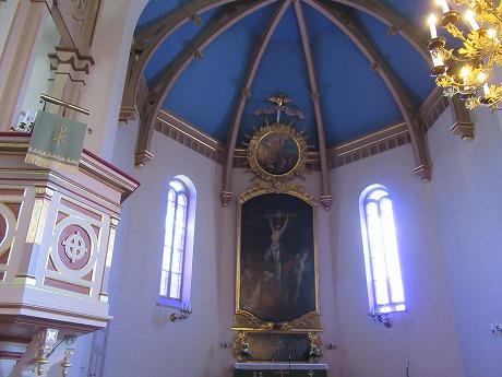 Kristiinakaupunki教会祭壇画