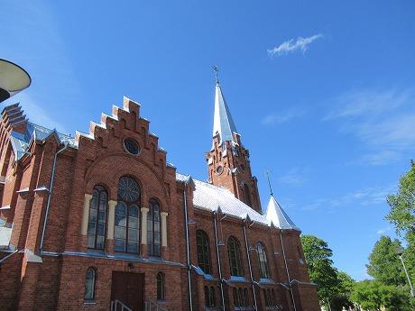 Kristiinakaupunki教会2