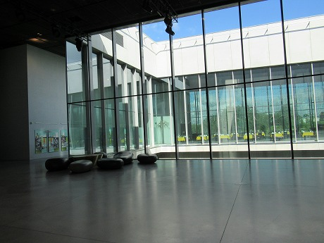 国立博物館ロビー