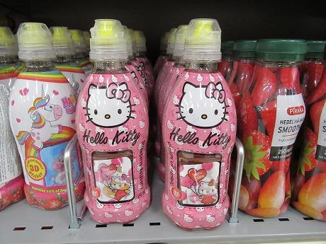Hello Kittyジュース