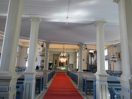 Lappee教会中1