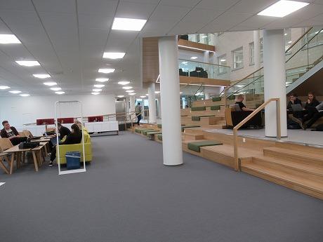 SeAMK図書館スペース2