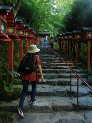 なおかぴ散歩、貴船神社😃✨_9_convert_20180722214751