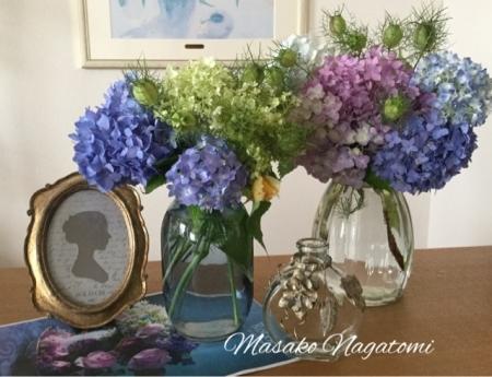 アトリエ紫陽花