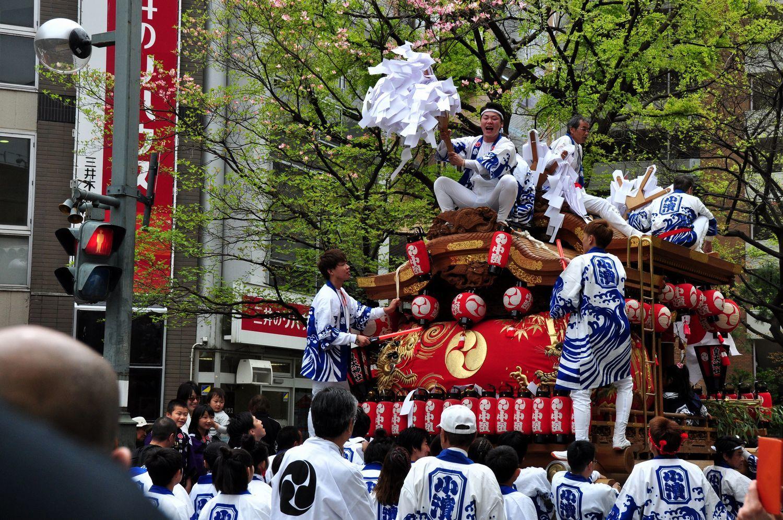 ⑦小浜皇太神社のだんじり