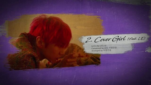 LEO 1st Mini Album CANVAS Highlight Medley 022