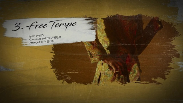 LEO 1st Mini Album CANVAS Highlight Medley 039