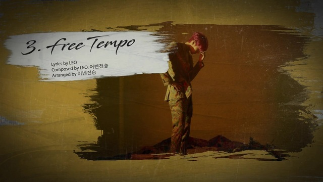 LEO 1st Mini Album CANVAS Highlight Medley 044