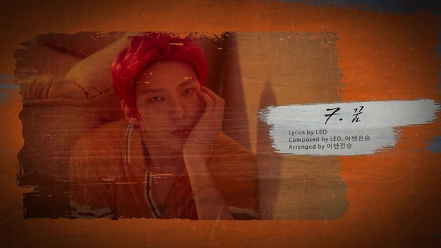 LEO 1st Mini Album CANVAS Highlight Medley 099