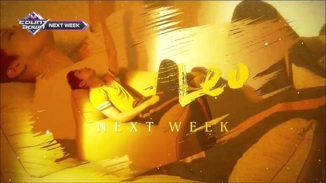 180726 M Countdown VIXX LEO CANVAS TouchAndSketchNEXT WEEK 100