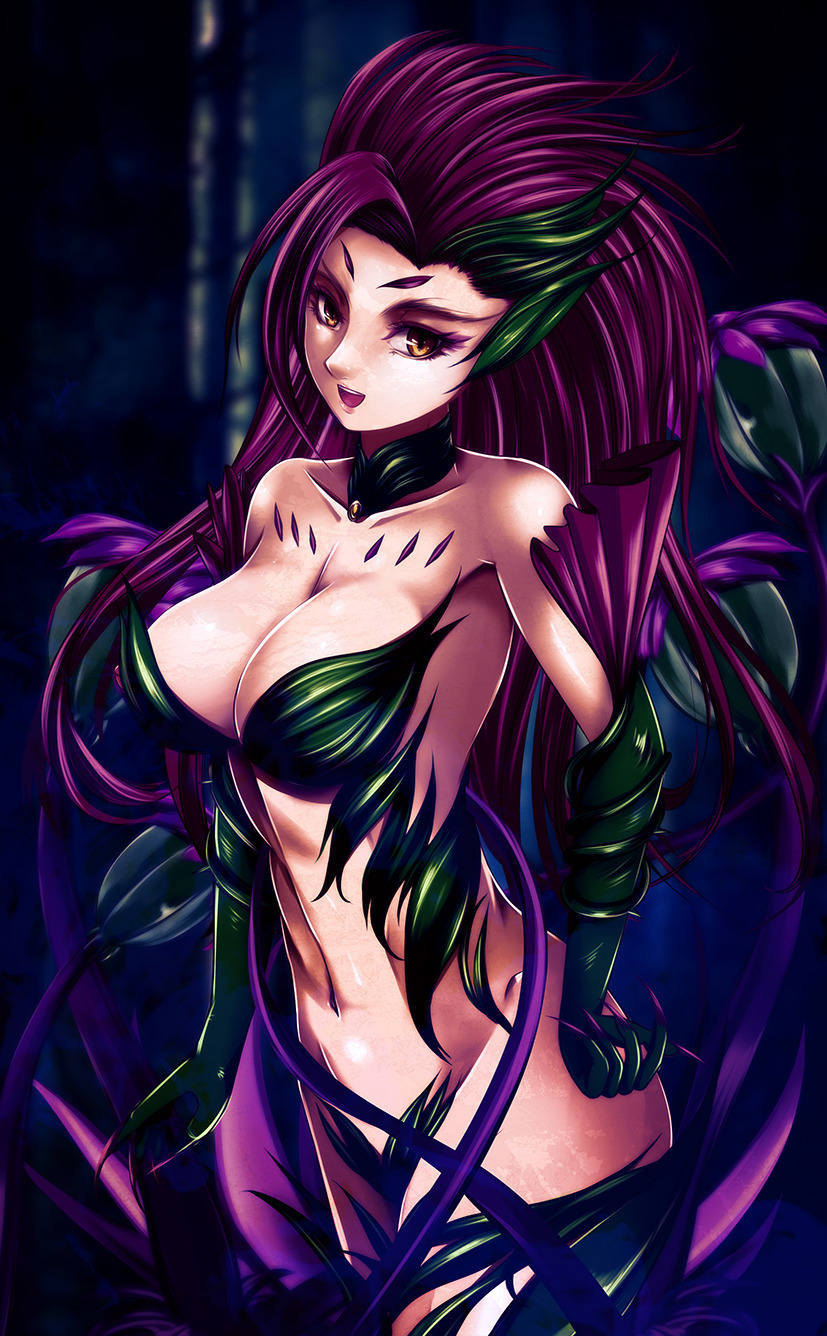 Deadly Spines - Zyra (LoL)