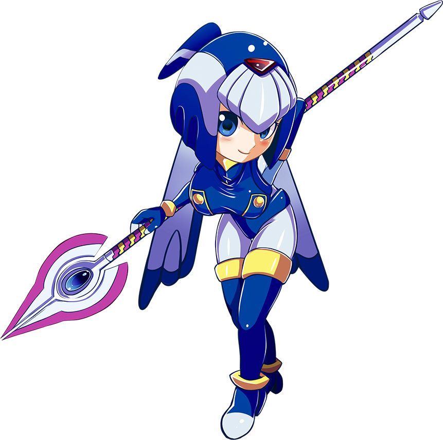 Fairy Leviathan Chibi