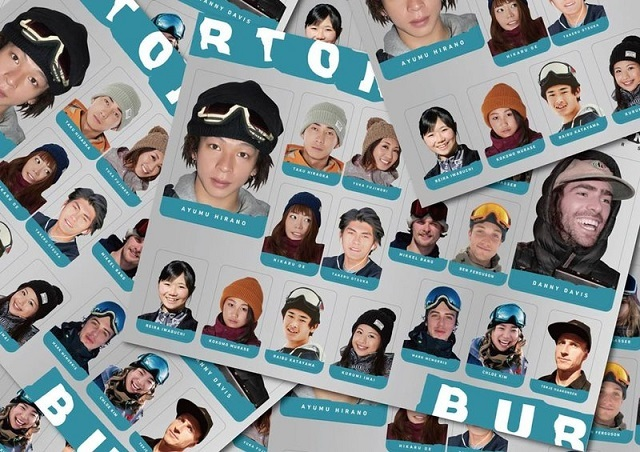 Burton19RiderSticker