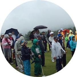 9 雨開会式③