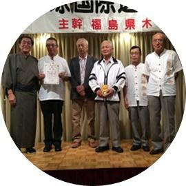 3 団体準優勝チーム野田