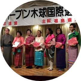 4 団体女子優勝タイAチーム