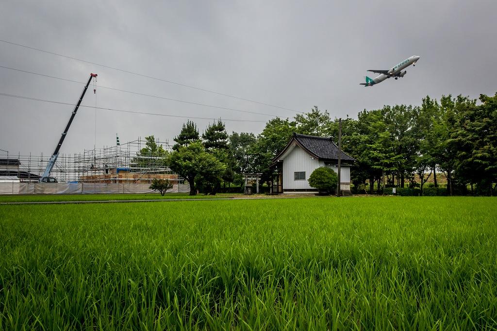 富山空港H30_6_20
