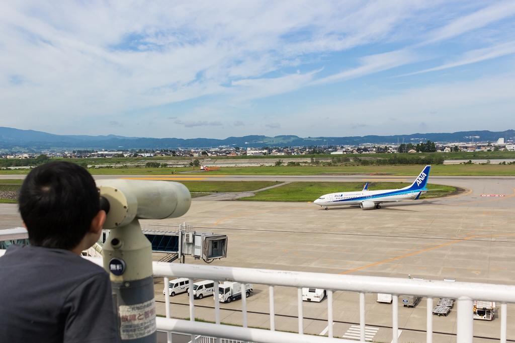 富山空港H30_9_12