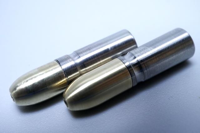 ハイブリッド(真鍮+チタン合金)1