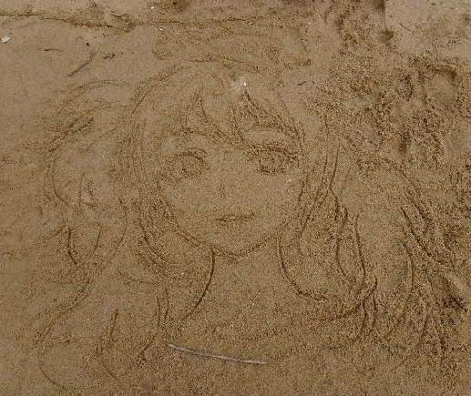 砂にツインテ リサイズ
