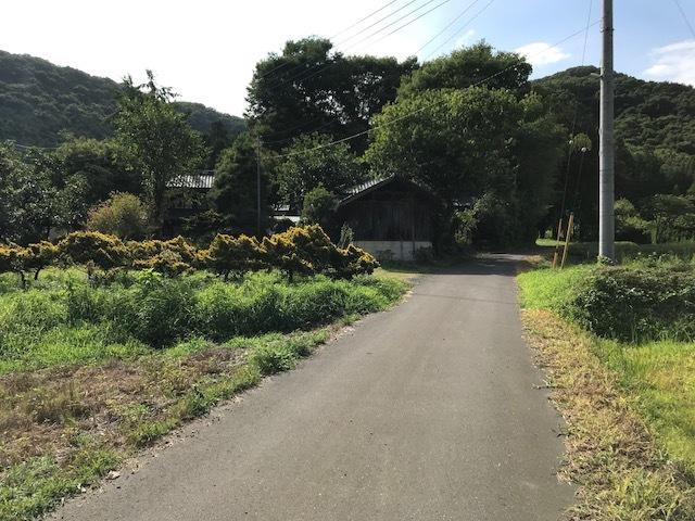 伝御所の入館入り口