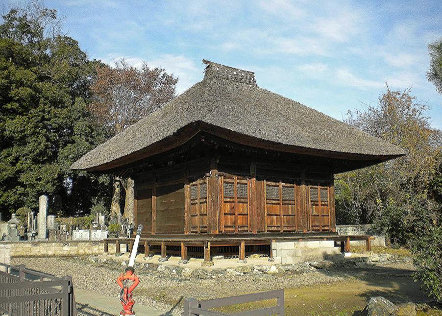 大御堂 川島町