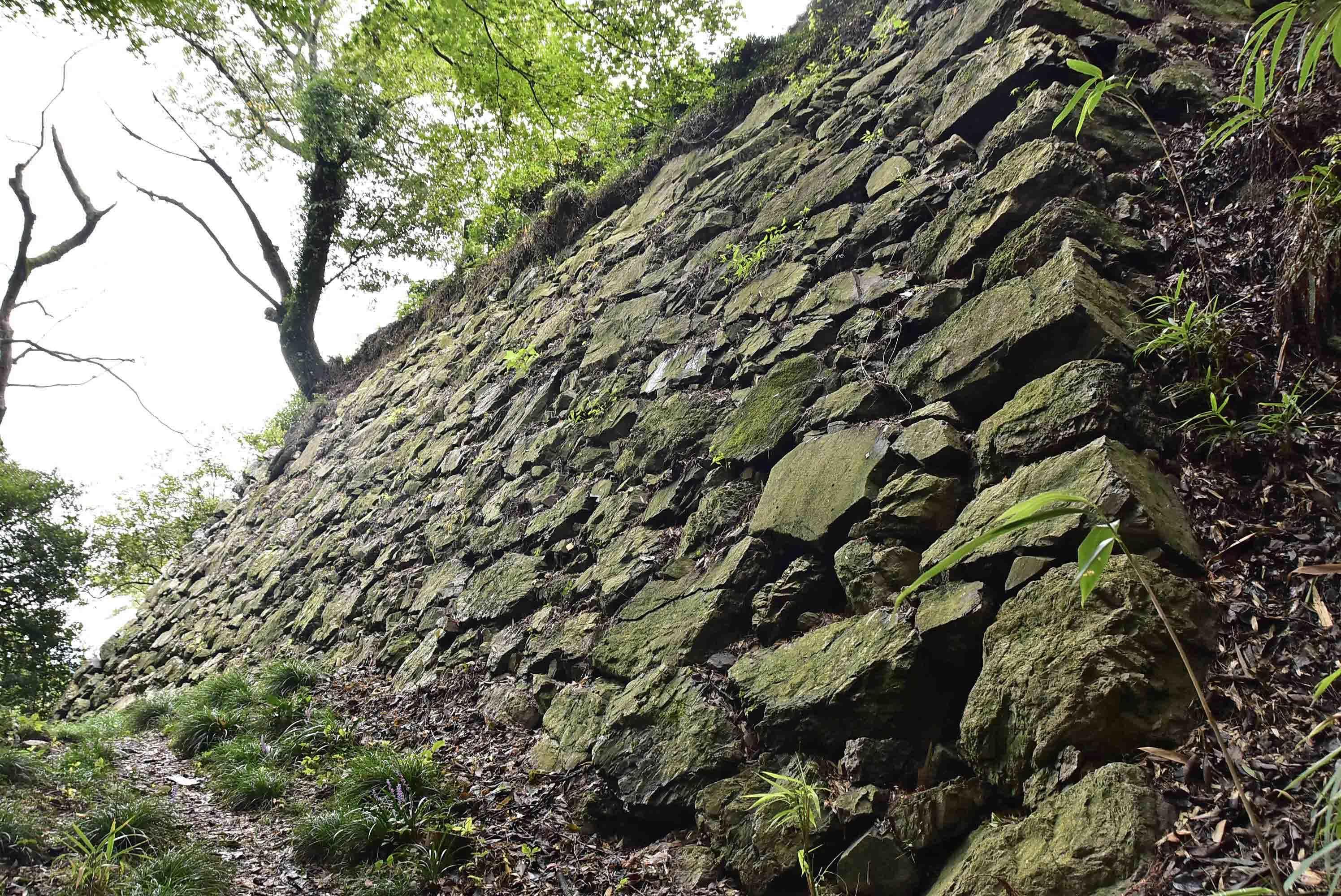 南城の石垣